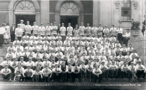 Local 50 Members @ Labour Day Parade 1930
